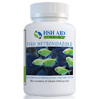 Fish Aid Antibiotics Metronidazole 30 Tablets 500 mg