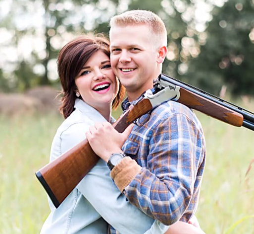 Walmart Refuses to Print Engagement Photo with Shotgun, Couple Takes the High Ground