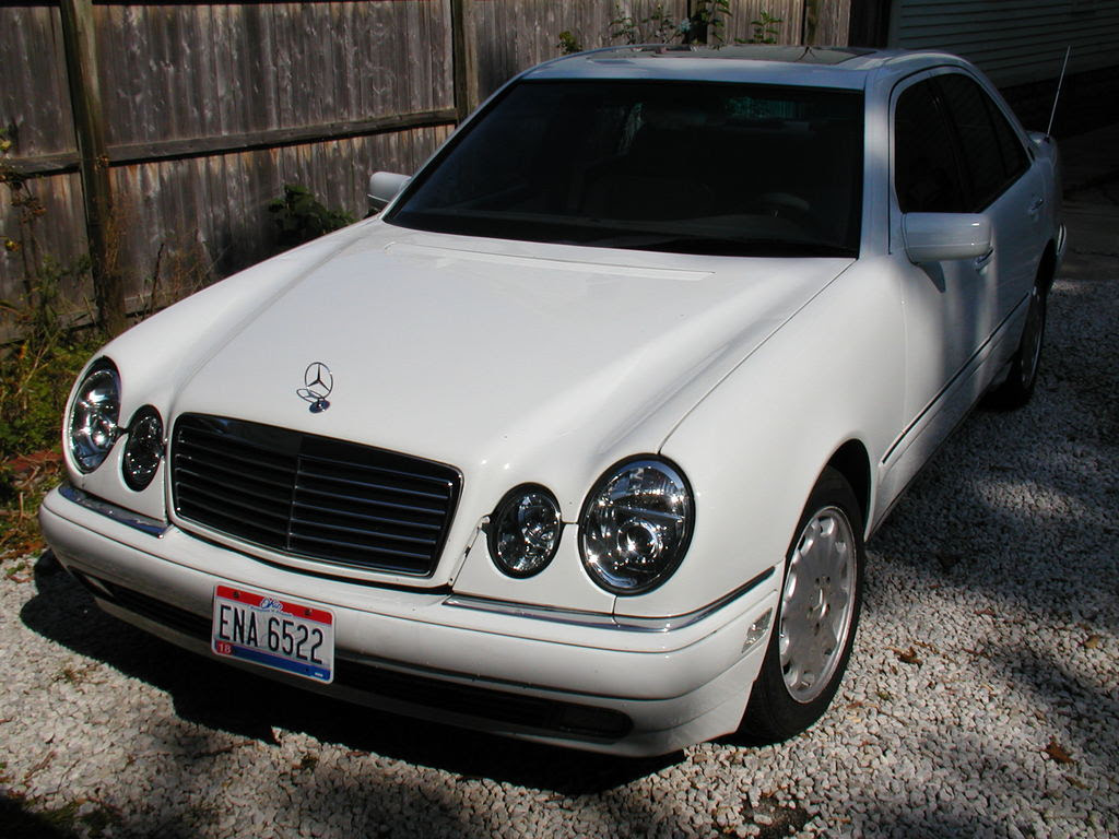 leftysquid 1996 Mercedes-Benz E-Class Specs, Photos ...