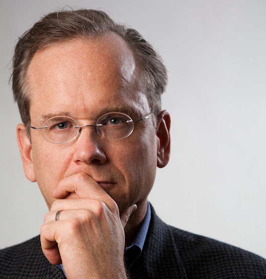 Democratic machine won't let Larry Lessig into the debates; will Sanders stand up for him?