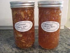 Caramel Apple Jam