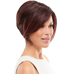Ignite Lace Front Synthetic Womens Wig by Jon Renau in FS6/30/27, Cap Size: Average, Length: Short