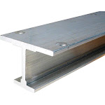 Johnson Hardware 200-0072 I Beam 200 Series Track 72in