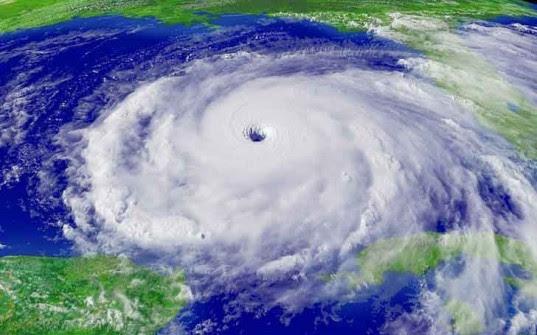 hurricane rita, noaa, satellite, storm