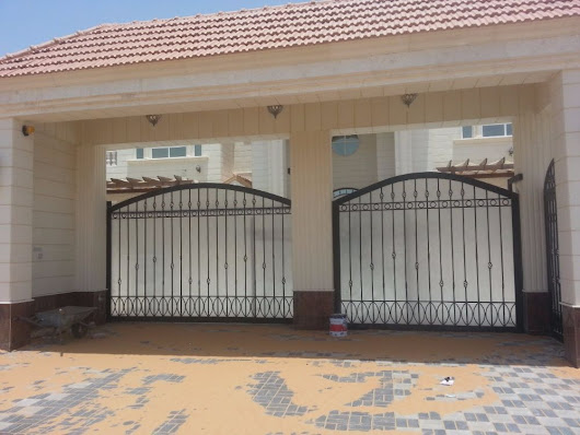 Custom Main Gates and Fences- Pure Italian, Abu Dhabi | Abu Dhabi | UAE