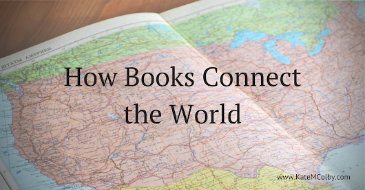 How Books Connect the World