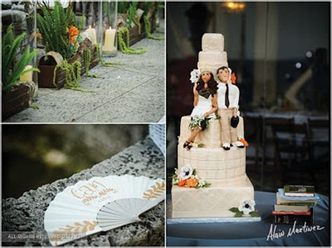 Jennifer J Events: CAM   Amazing Wedding at Vizcaya