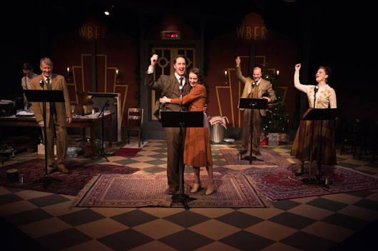 Twelve Thumbs Up - It's a Wonderful Life at Lunchbox Theatre