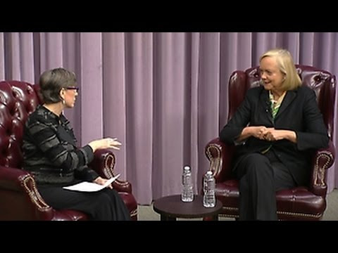 Meg Whitman: The Right Approach Early in Your Career