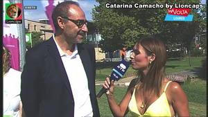 Catarina Camacho sensual na Rtp