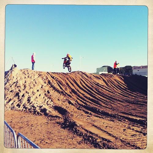 Weston Beach Race 2010
