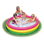Intex 57422EP 54 x 12 in. 3-Ring Inflatable Pool