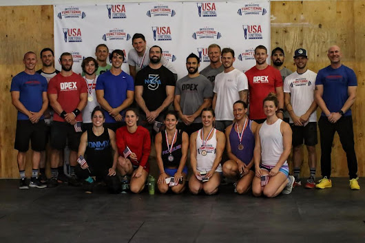Meet The 2017 USA Functional Fitness National Team