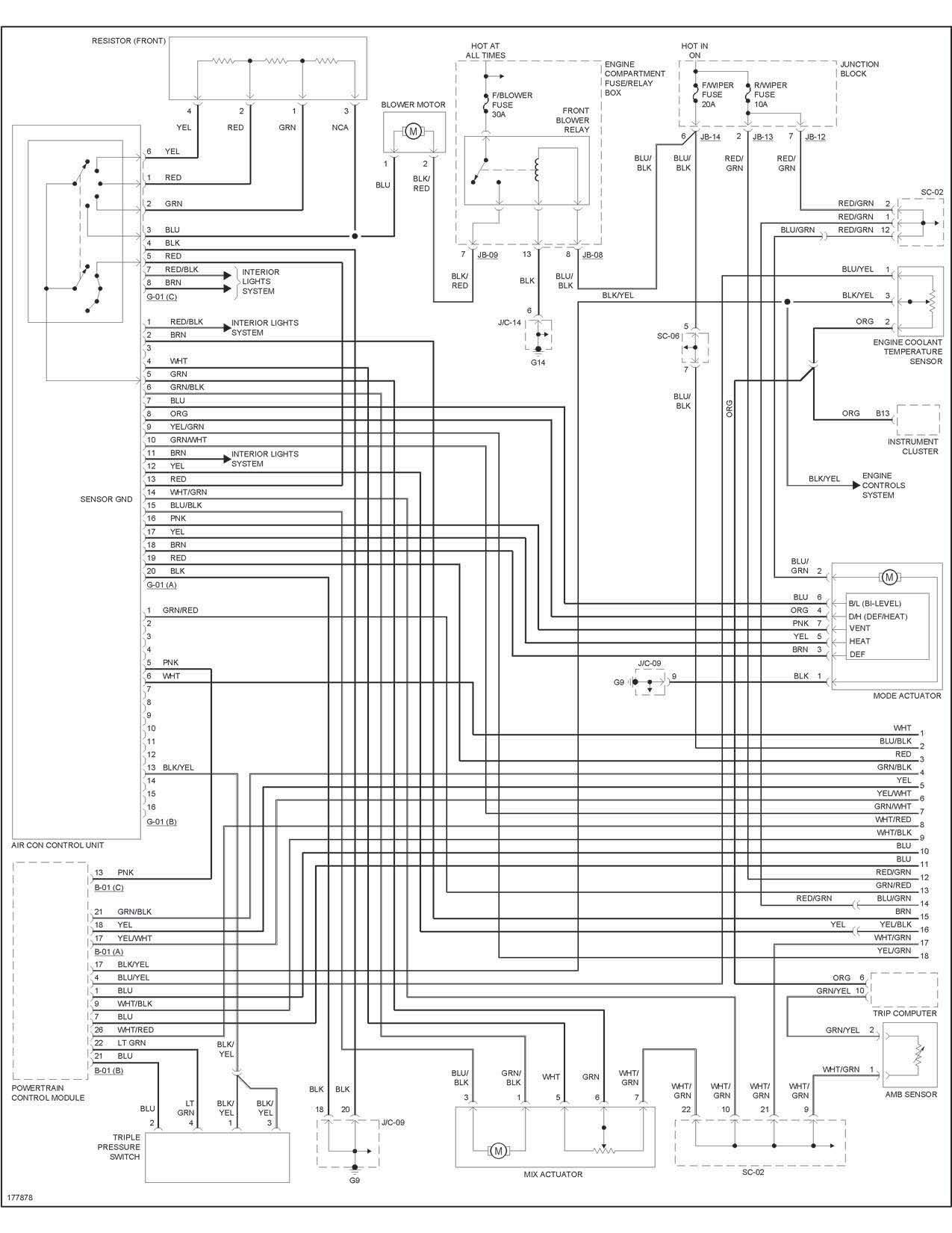 1997 Kia Sephia Wiring Diagram - Wiring Diagram