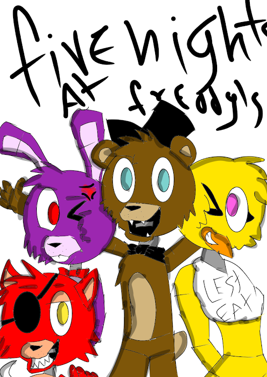 five nights at freddy's/AKI KITT