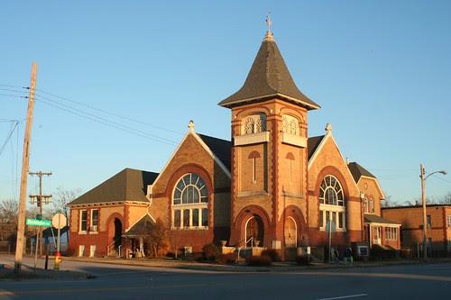Cairo First Presbyterian Church