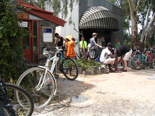 Ceres bike workshop