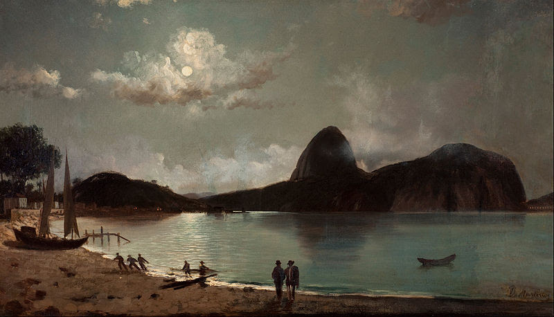 File:Eduardo de Martino - Botafogo Beach - Google Art Project.jpg