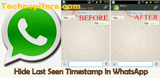 {Working100%} How to Create Fake Last Seen Time on WhatsApp in Android and iphone