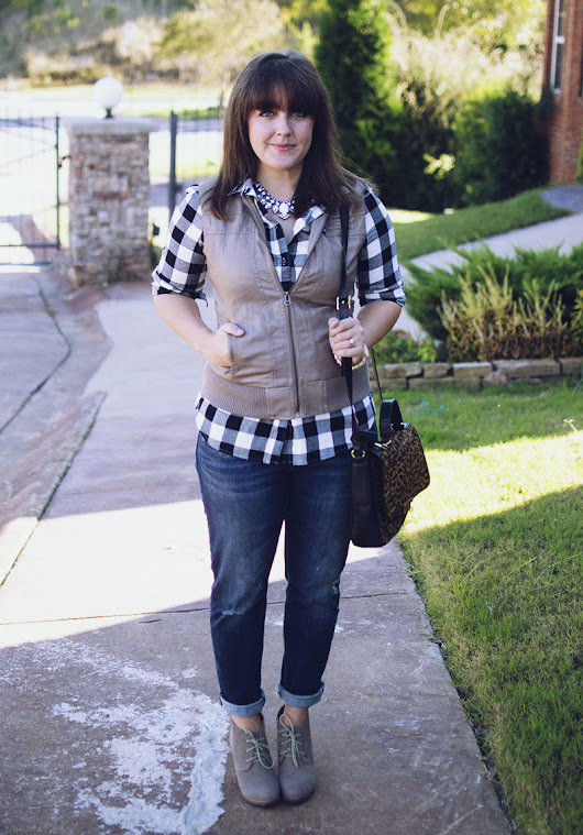 AJ Wears :: Buffalo Plaid