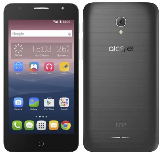 Alcatel Pop 4 Plus 5056D 5.5 inch Dark Gray 16GB Dual Sim LTE