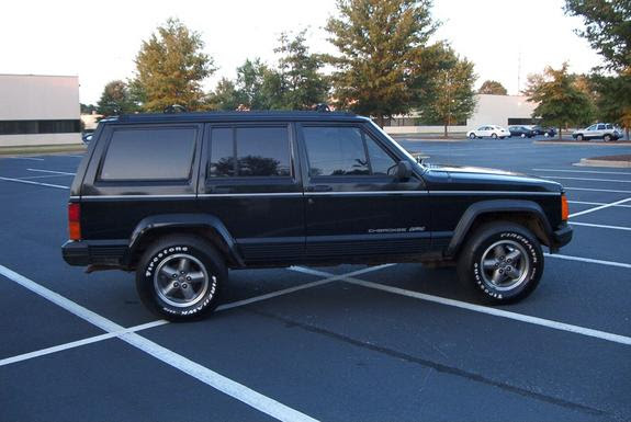 Jeeperstrey 1996 Jeep Cherokee Specs Photos Modification Info At Cardomain