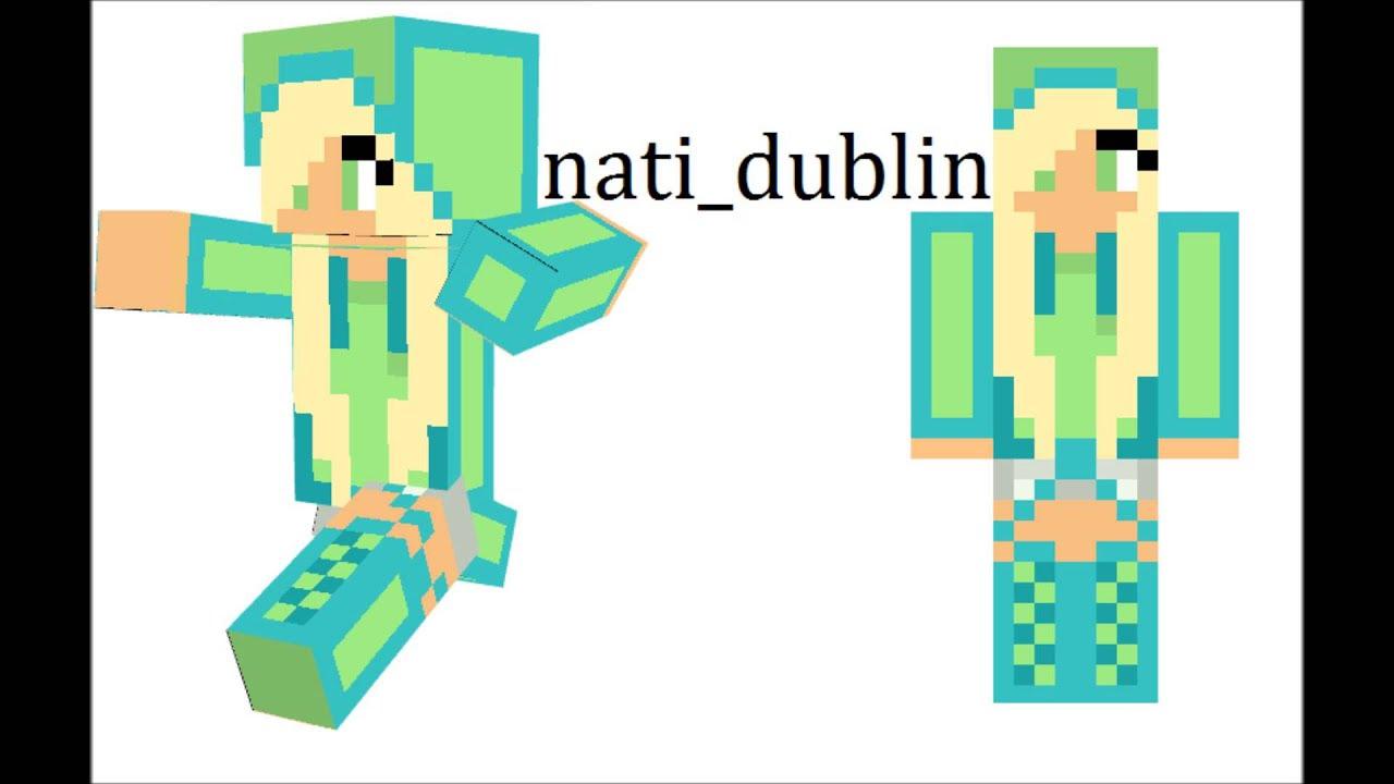 Minecraft Girl Skin Usernames - X Gojek