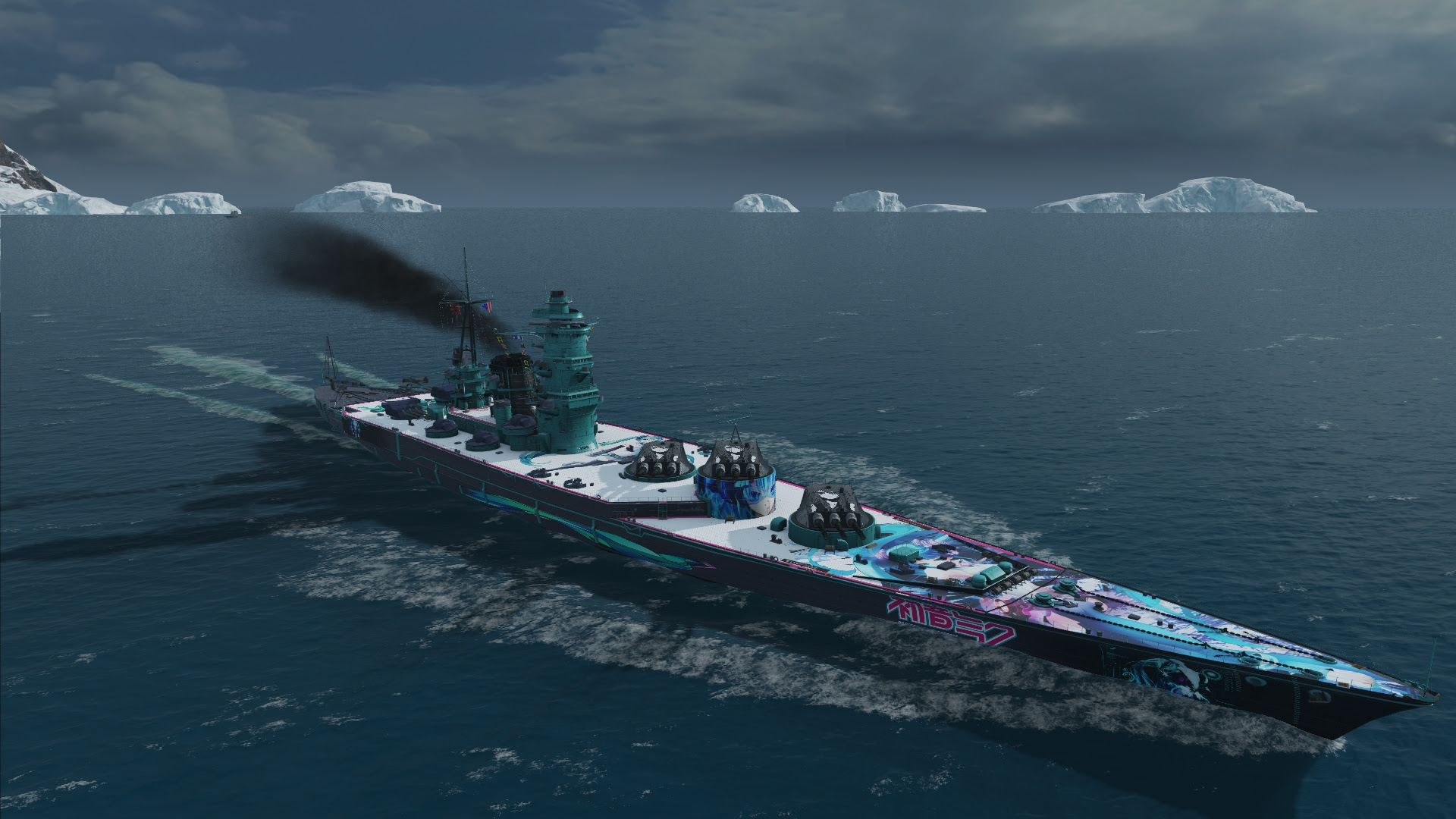 The Izumo (Don't Hate The Anime) - Japanese Battleships - World of Warships official forum