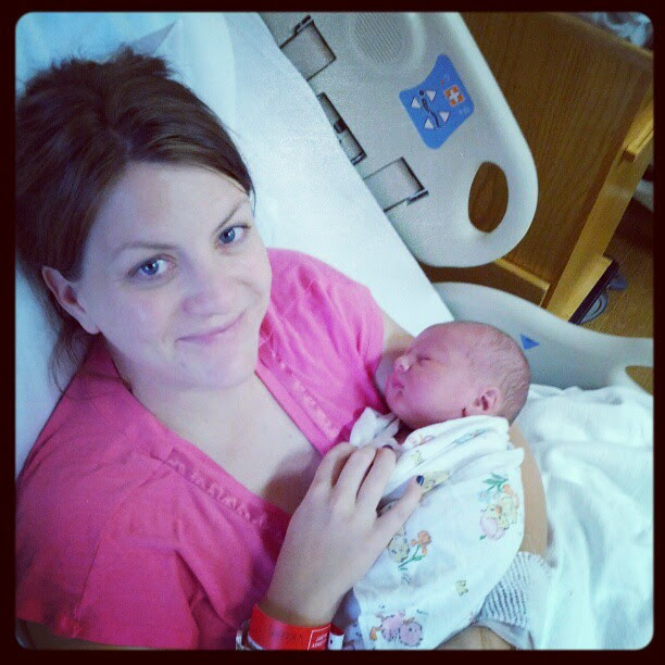 Welcome to the spinning world Mr. Cedar Nathan Walker!