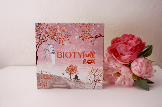 Biotyfull Box Février 2019 - Elora as Sweet as Honey