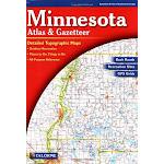 Universal Map 13002 Minnesota Atlas and Gazetteer