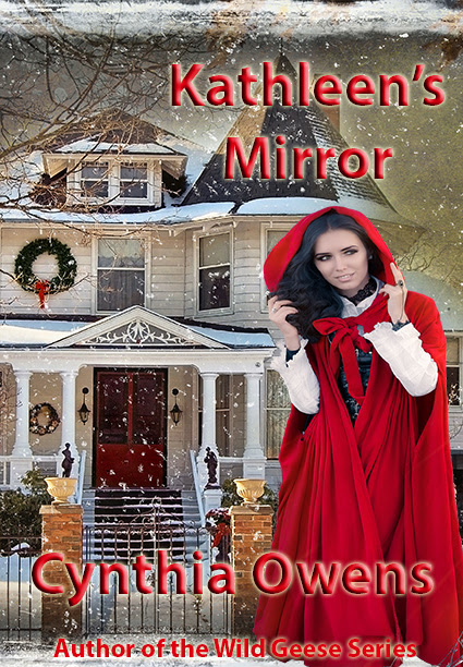 A Reader's Opinion: KATHLEEN'S MIRROR by Cynthia Owens | Books & Benches | Online Magazine and Book Blog