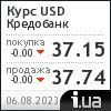 Кредобанк курс доллара