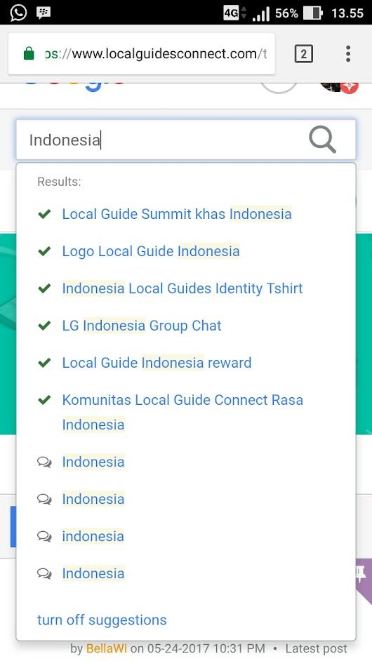 Komunitas Local Guide Connect Rasa Indonesia