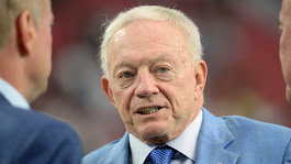 Here's what protesters had to say to Cowboys owner Jerry Jones | NFL | Sporting News