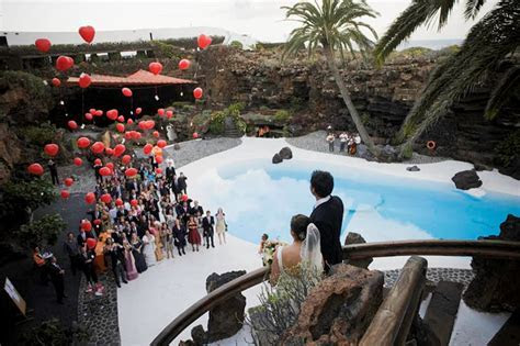 Jameos del Agua   Perfect Weddings Abroad