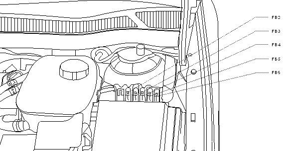 Opel Astra H Caravan Schaltplan