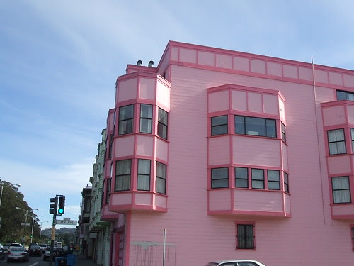the pepto Bismol building