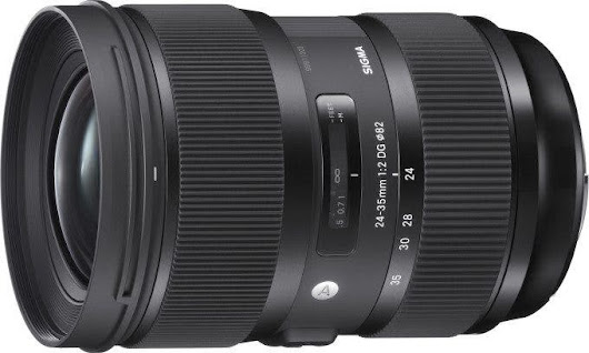 The Sigma 24-35mm f2 is Perfect for Street Photographers