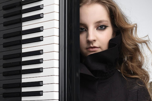 French pianist Lise de la Salle develops from prodigy into musical thinker