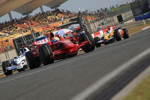 China F1 GP 2008