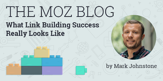 What Link Building Success Really Looks Like