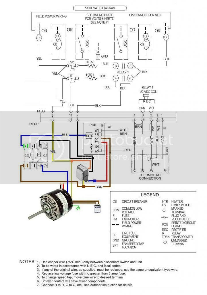 Ruud Blower Motor Wiring Diagram