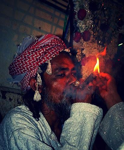 Amanat Bawa And The Chillum of Peace by firoze shakir photographerno1