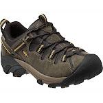 1012213 Keen Men's Targhee II Hiking Shoes - Raven/Tawny Olive - 10.5 - M M