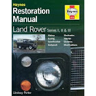 Land Rover Series I, II and III Restoration Manual [Book]