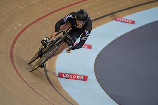 Support Guy Swarbrick creating trackcycling