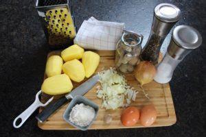 einfaches kartoffelpuffer rezept mit leckeren belag