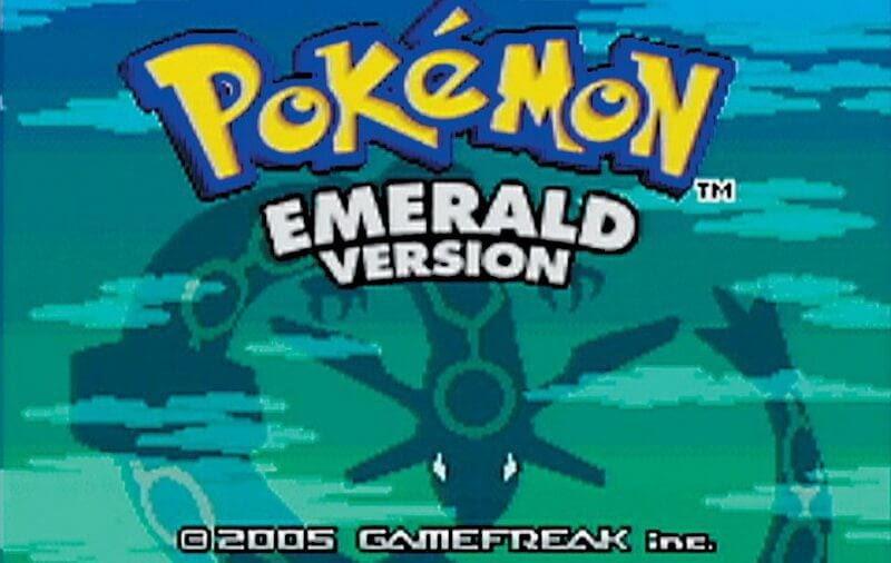 All Codes For GBA Pokemon Emerald Cheats