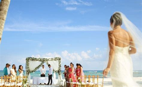 Your Average Cost of an All Inclusive Wedding in Mexico